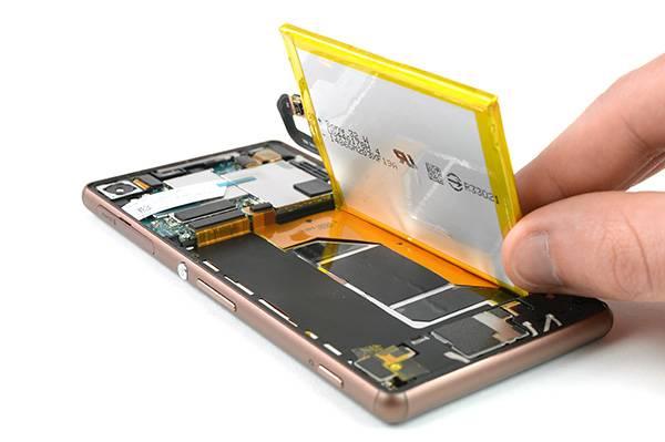 Sony mobil szerviz - akkumulátor csere