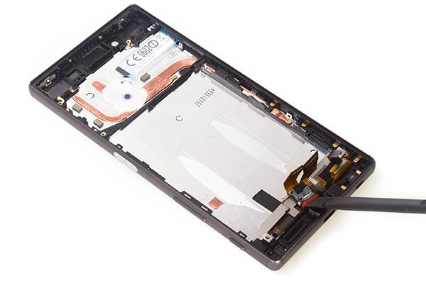 Sony mobil szerviz - csatlakozó javítás, csere