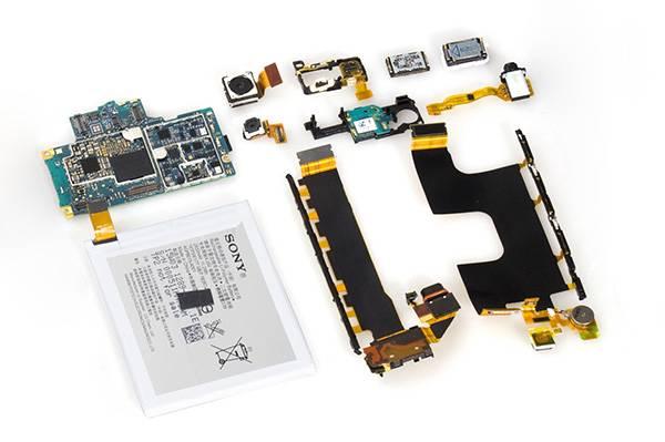 Sony mobil szerviz - modulok javítása, cseréje
